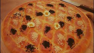 #خبز رمضان #خبز بيدا تركي  أسهل الطرق المتبعة و أقل التكاليف مع الشيف علا نيروخ.  #شيف_عالطريق