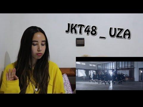 JKT48 - UZA ( MV ) _ REACTION
