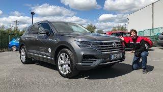 Volkswagen Touareg 3 0 Litre TDi (286hp) Full Tour & Test Drive