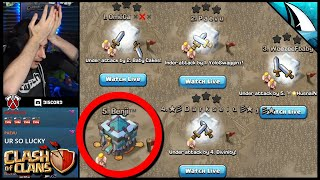 The Pressure is On! Need to Triple to Win! | Clash of Clans