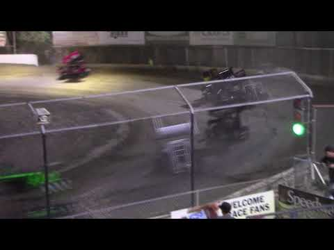 Deming Speedway, WA - Micro 600 Open A Main Event (Carson Borden) - 08-09-19