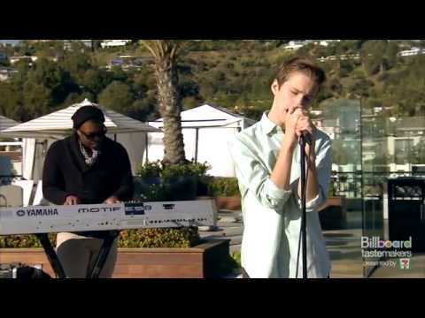 Ryan Beatty 'Like Me Or Not' Live Acoustic for Billboard HD