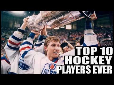 Top 10 Best Hockey Players Ever