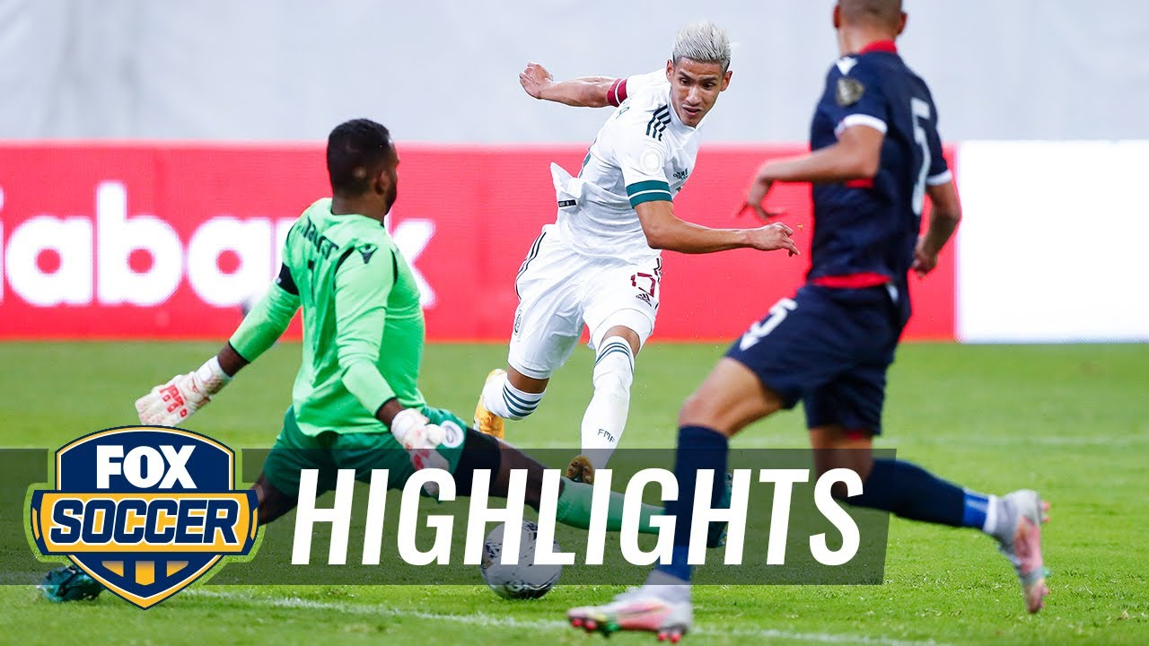 Concacaf Men's Olympic Qualifying: USA 0 - Mexico 1 | Match ...