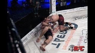 """SFC6 """"Warrior Honour"""" - (SRB) Vojislav JanicIjevic VS Antonio Grozev (BG)"""