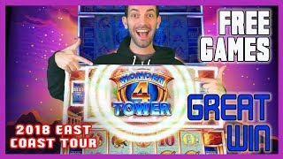 🎉#RudieLUCK Continues in the EAST! 🎰🌐EAST COAST TOUR ✦ Brian Christopher Slots Motor City Casino