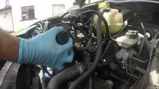 falla y reparacion de la bobina de ignición