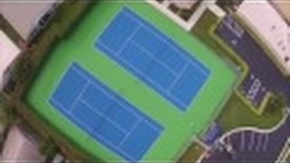 FDC Hard Court Resurfacing Project