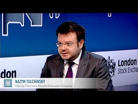 Nazym Tulchinsky on Kazakhstan Insurance | Eurasia Insurance | World Finance Videos