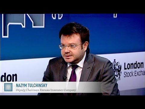 Nazym Tulchinsky on Kazakhstan Insurance | Eurasia Insurance | World Finance Videos
