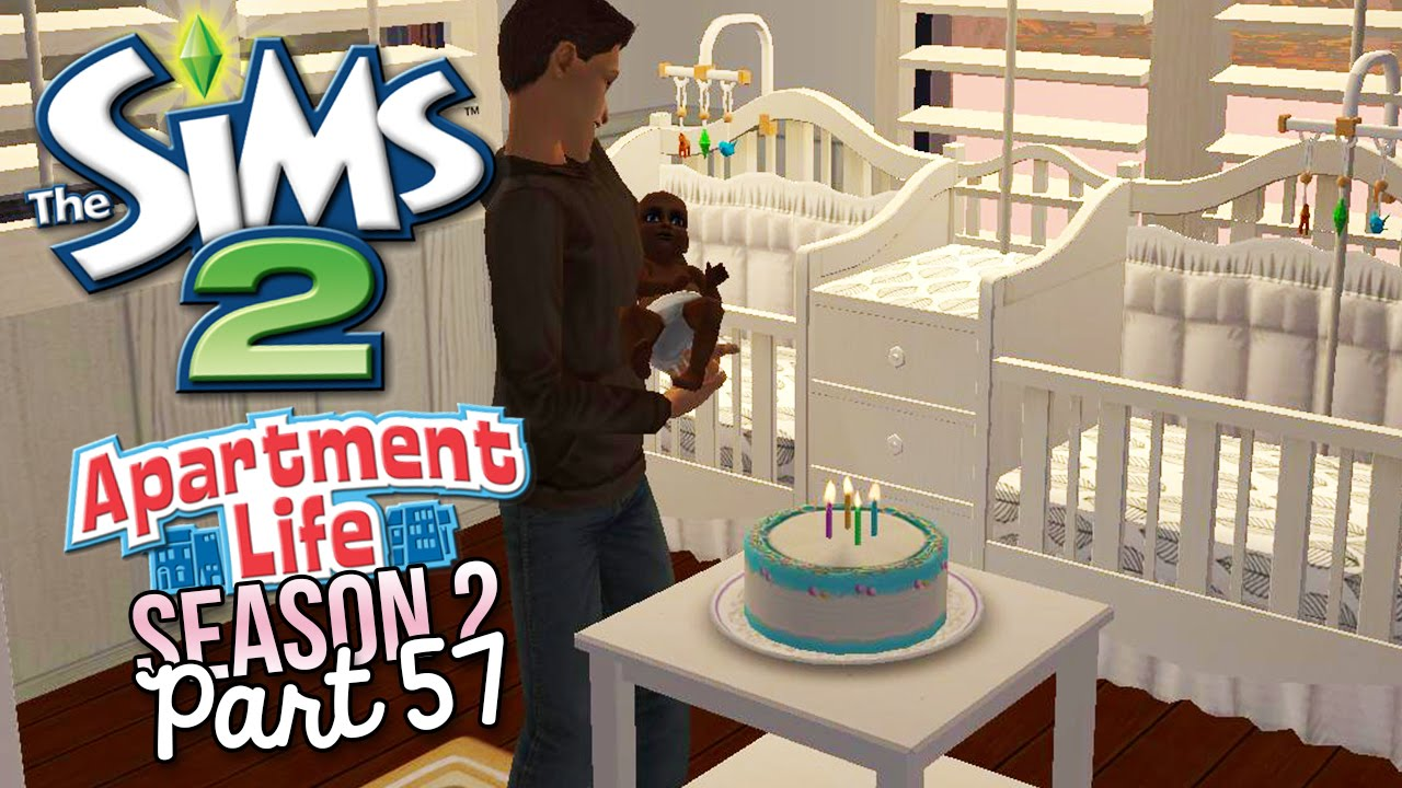 The Sims 2 | Apartment Life [S2] Part 57 - MODS & MORE CC?! - w/Commentary