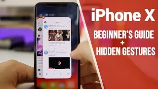iPhone X - Beginner's Guide