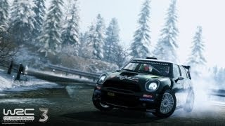WRC 3 FIA World Rally Championship Gameplay