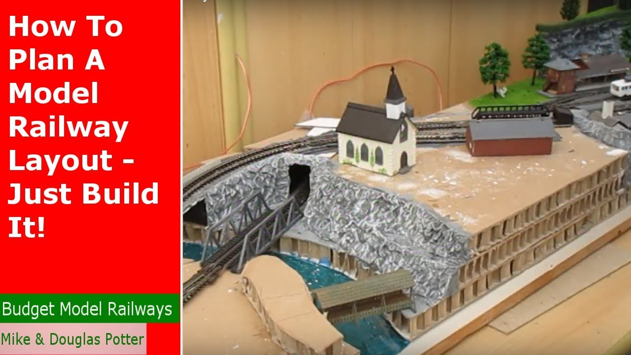 How To Plan A Model Railway Layout Just Build It Youtube