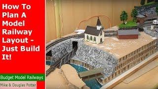 Model Tren Düzeni Planı Nasıl Yapılacağını!