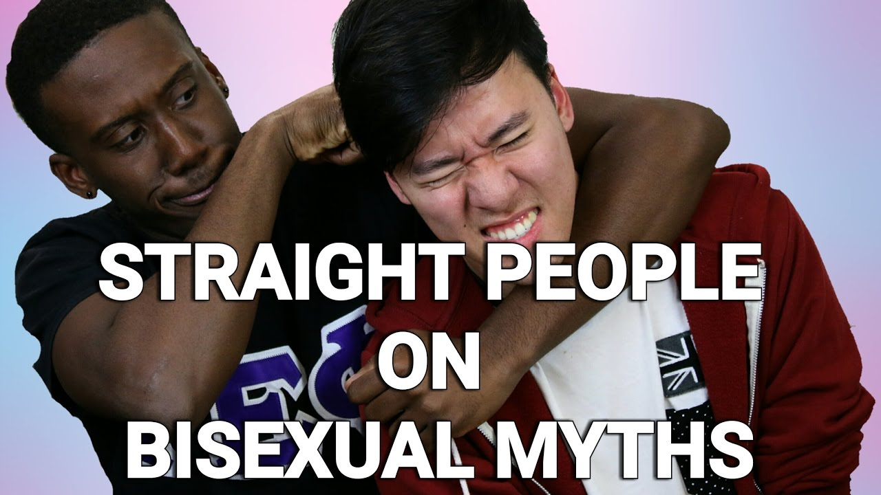 Agree with people who are bisexual firmly convinced