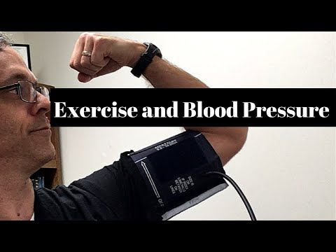Exercise and blood pressure (WHAT WORKS)