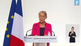 Coronavirus : Elisabeth Borne annonce la création d'une allocation  pour les jeunes