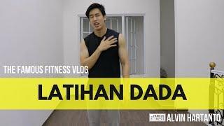 Cara  Membentuk Otot Dada Dalam 4 Gerakan - Home Exercise