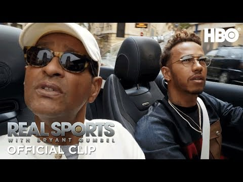 The Life of Formula 1 Champ Lewis Hamilton (Full Segment) | Real Sports w/ Bryant Gumbel | HBO