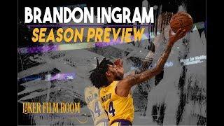Brandon Ingram | Lakers Season Preview