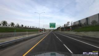 Nouveau Autoroute / pont de la 25