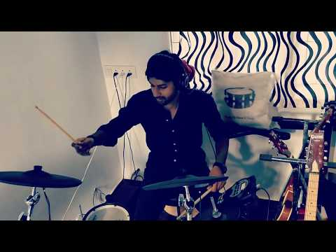 Mankatha Theme - Drum Cover || MG