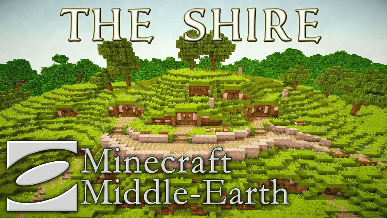 Minecraft Middle Earth