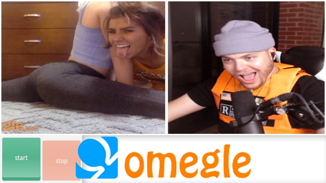 SHE DROPPED IT LOW 😍 (OMEGLE BEATBOXING)