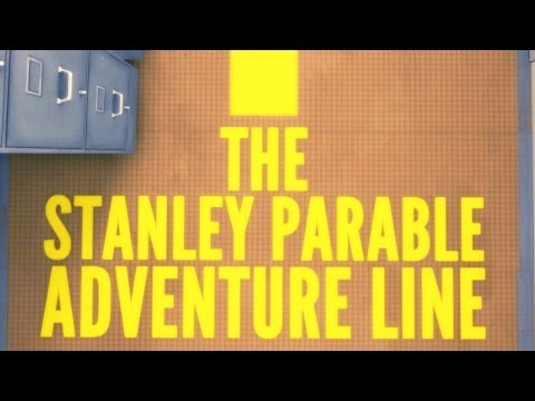 THE ADVENTURE LINE™ - The Stanley Parable Gameplay