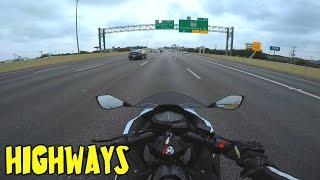 Can the Ninja 300 handle the highway?