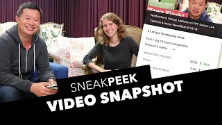 The latest on Video at a Glance (now called Snapshot)! thumbnail