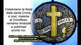 Esaltazione della Croce in hoc signo vinces