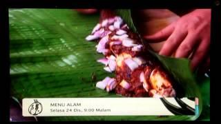 promo menu alam tv Alhijrah @ Hutan Melintang