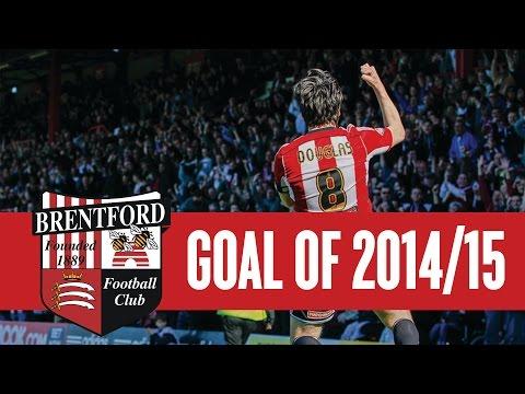 Jonathan Douglas: Goals of 2014/15