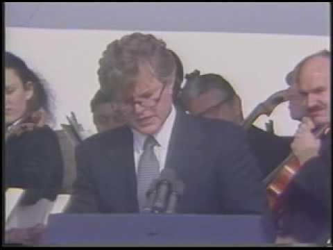 Remarks by Senator Kennedy at the JFK Library Dedication