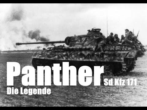 Sd Kfz 171 Panther Legende