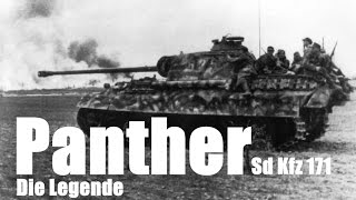 Sd Kfz 171 Panther Legende
