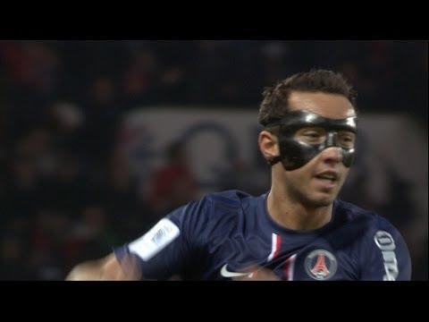 Goal NENE (21') - Paris Saint-Germain - Stade Rennais FC (1-2) / 2012-13