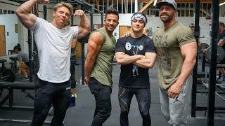 Workout Motivation   Steve Cook, Bradley Martyn, Christian Guzman, & Omar Isuf
