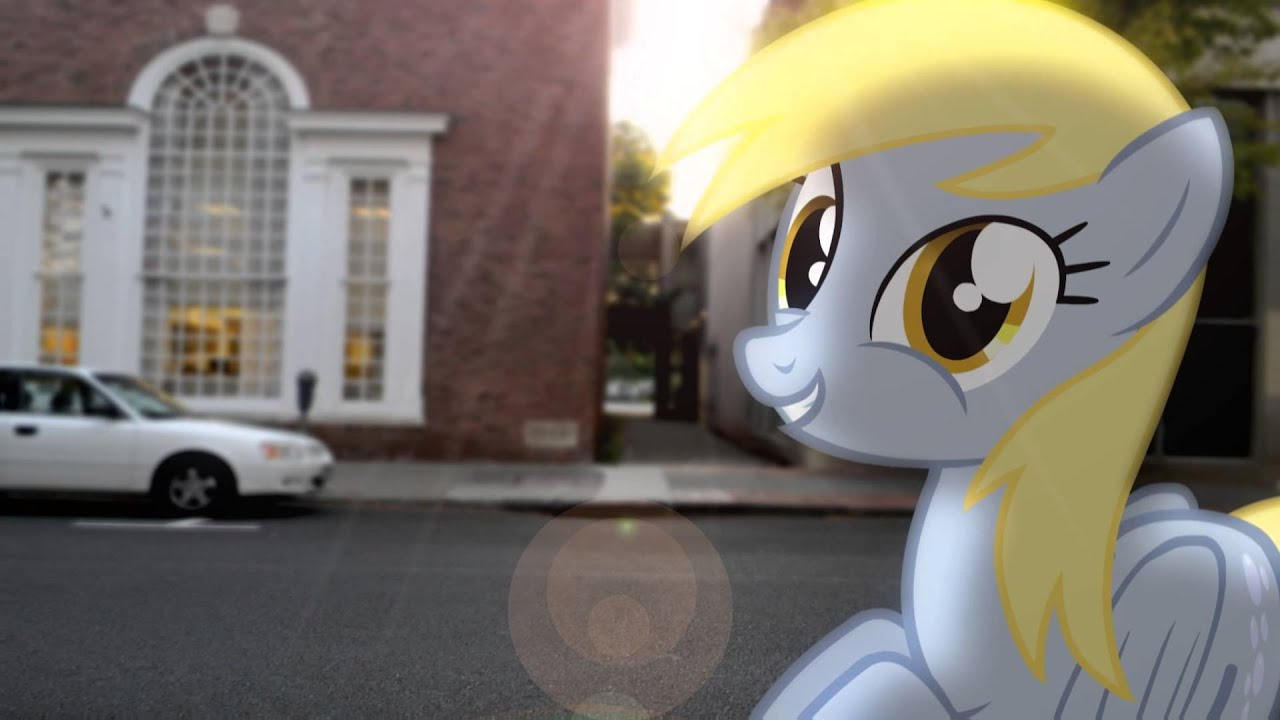 Derpy is Going to Eat Your Soul (PIRL Animation Test) - Derpy is Going to Eat Your Soul (PIRL Animation Test)