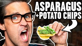 Shocking Food Pairings Taste Test