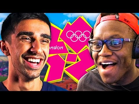 DEJI JOINS US! - London 2012 Olympics