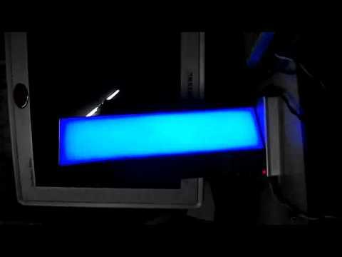 Epoxy RGB  Lec Channel Letters