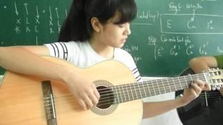 [Gpt guitar school] A little love