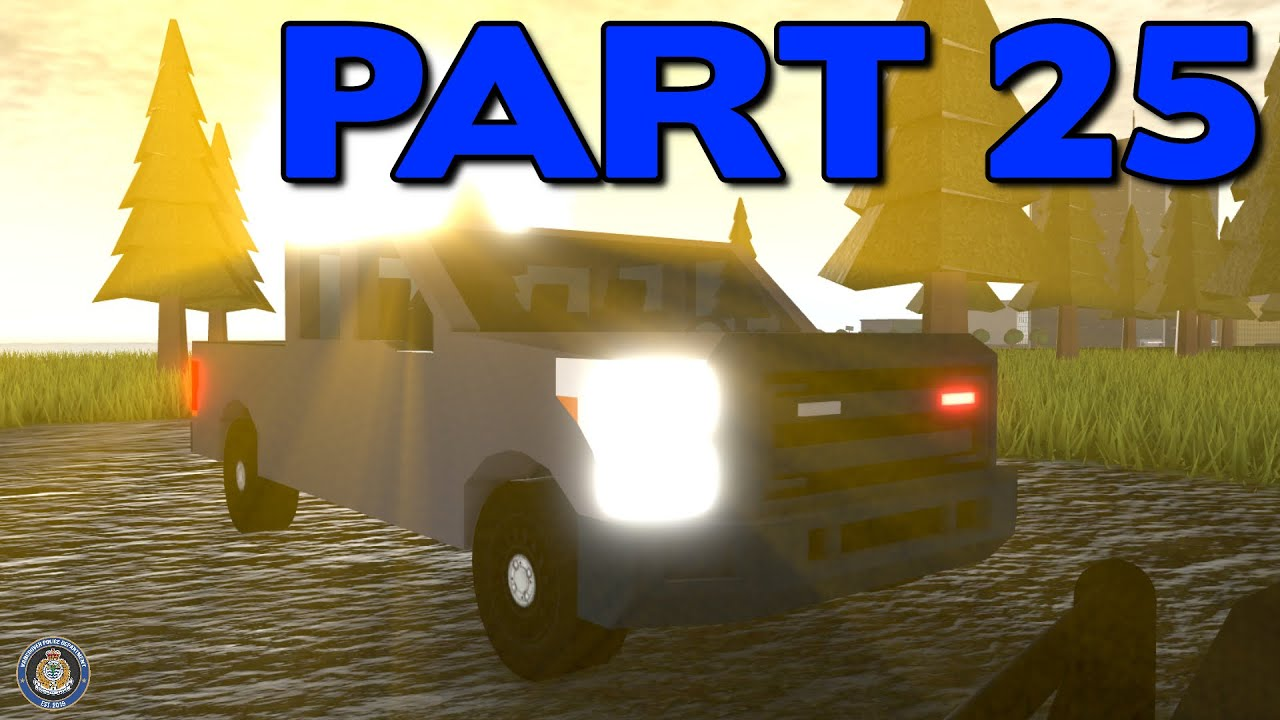 ROBLOX Vancouver Police Patrol Part 25 | New F-350!