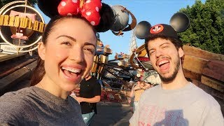 WE WENT TO DISNEYLAND!!
