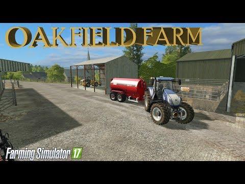 TANK'S A LOT! | OAKFIELD FARM | FS17