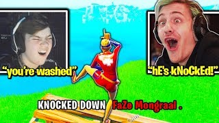 NINJA *FULL TOXIC* at FaZe MONGRAAL After THIS! (Fortnite)