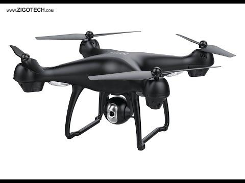 ZIGO TECH S70 GPS DRONE, TOP 10 SALE IN GLOBAL MARKET, LONG FLIGHT RANGE